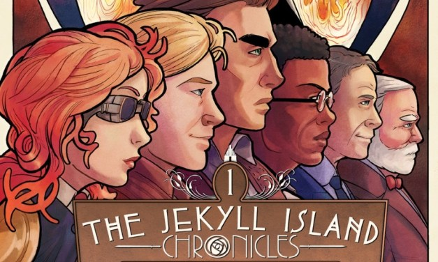 Review: The Jekyll Island Chronicles, Book One