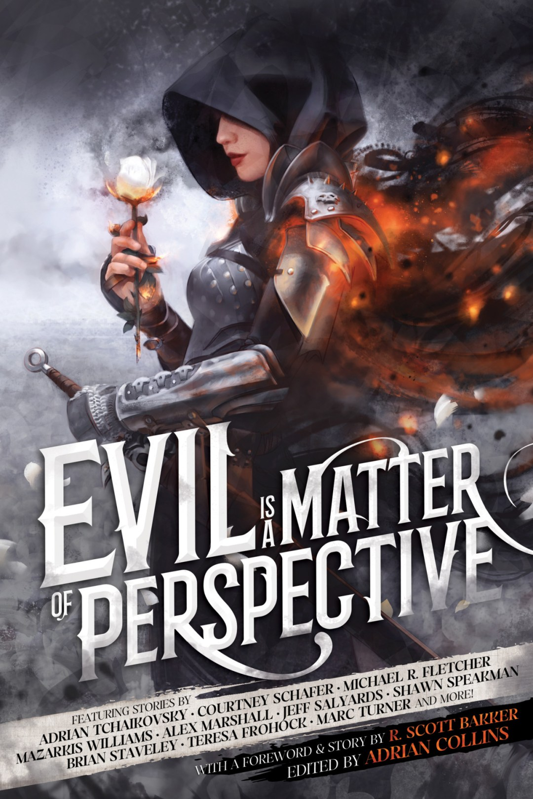Evil is a Matter of Perspective Cover