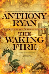 Review: The Waking Fire by Anthony Ryan