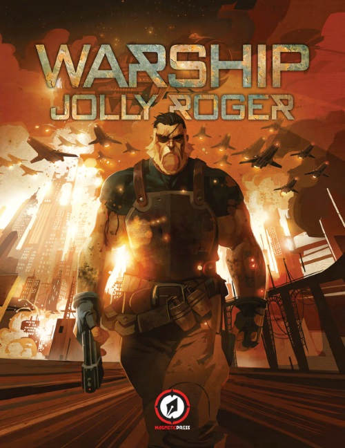 Warship Jolly Roger: Book 1