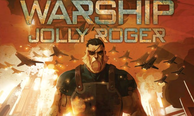 Review: Warship Jolly Roger: Book 1
