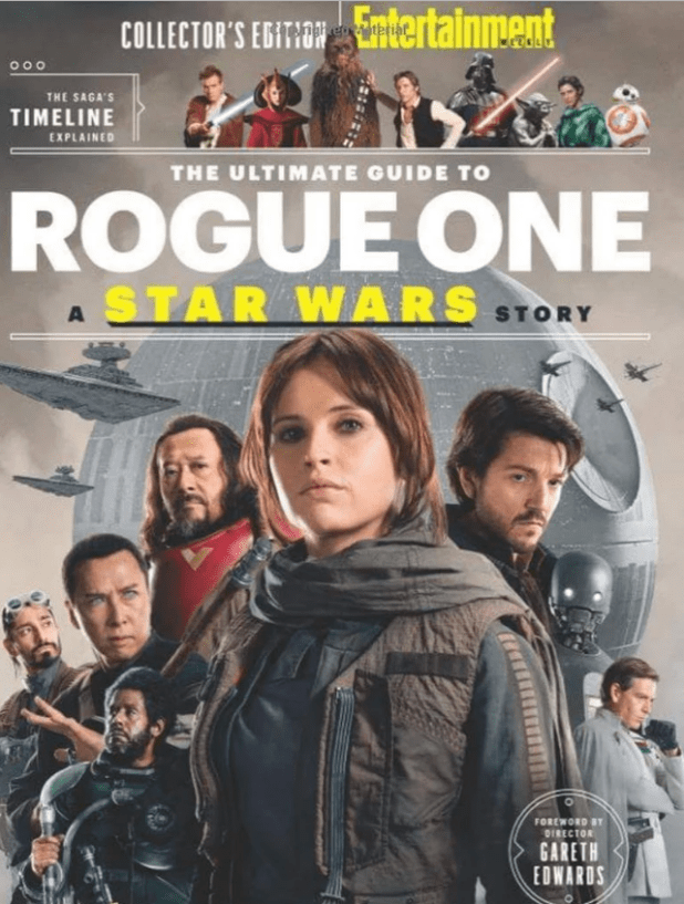 Ultimate Guide To Rogue One
