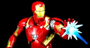 Marvel Legends Ironman Video