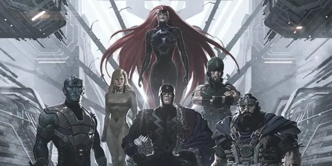 Marvel The Inhumans TV Show in 2017