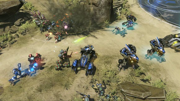 Halo Wars 2 Gameplay Trailer Definitive Edition - Xbox One
