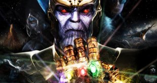 Marvels Infinity Gauntlet