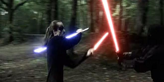 Star Wars Versus Fan Film