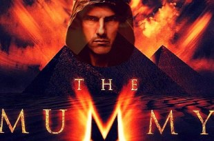 Mummy Tom Cruise