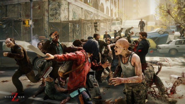 World War Z - Zombie Video Game - Overview Gameplay Trailer - PS4