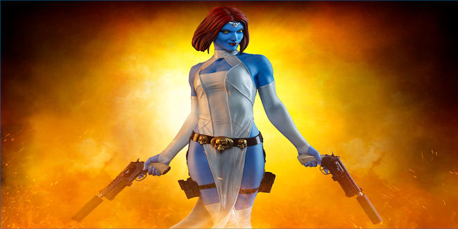 New Marvel Sideshow Collectibles Premium Statues - Epic Heroes Video Gallery
