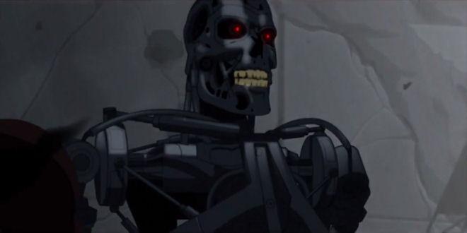 Batman Vs Terminator
