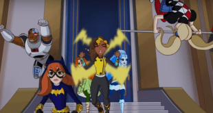 DC Super Hero Girls Season 3 Teaser