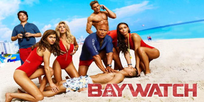 Baywatch Official Movie Trailer - #Paramount Pictures 2017