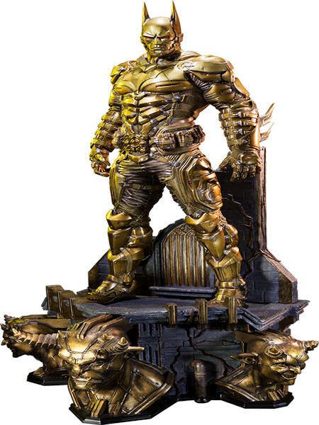 Gold Batman Beyond