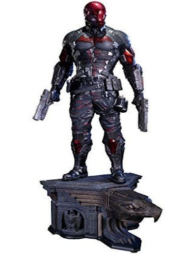 Red Hood Statue