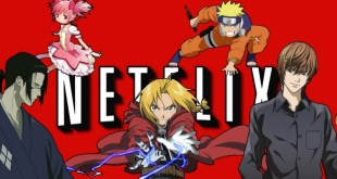 Anime Netflix