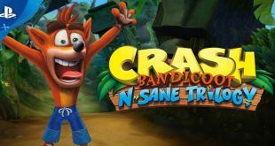 Crash Bandicoot Video Game
