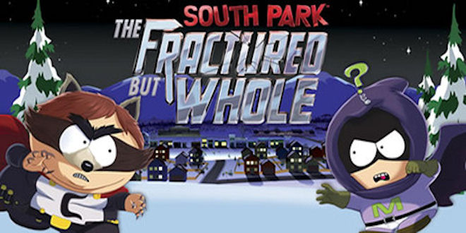 South Park : The Fractured But Whole - Video Game Trailer - #Ubisoft