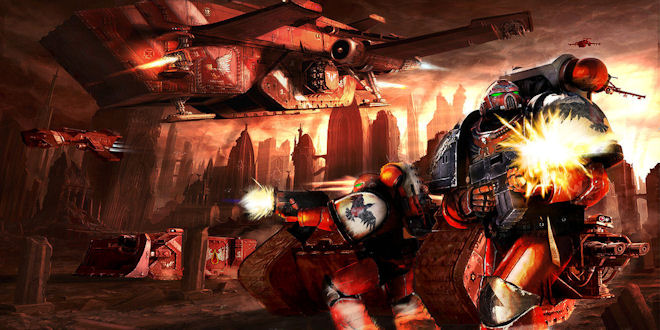 Warhammer 40,000 : Dawn of War III Video Game Trailer #PC
