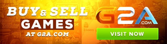 Buy Sell Games @g2a