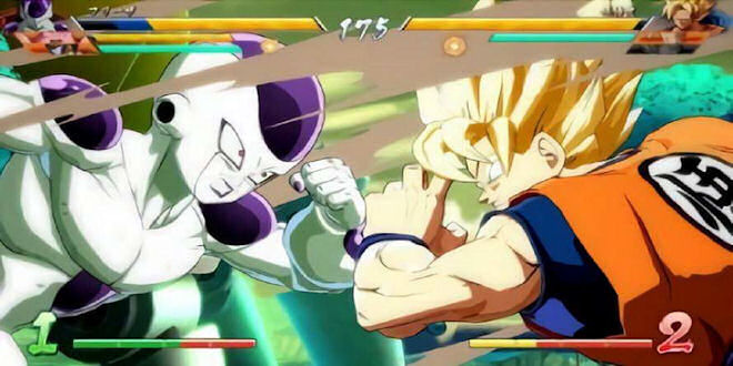 New Dragon Ball fighter z