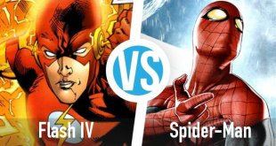 Flash vs Spider-man