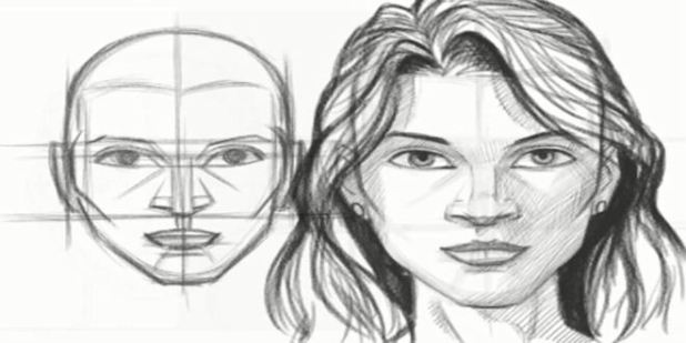 Draw Female