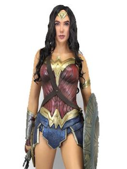 Wonder Woman Life-Size Statue