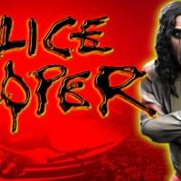 KnuckleBonz 爱丽丝库珀摇滚 Iconz 雕像1和2审查。