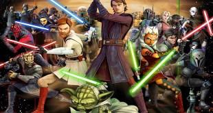 Star Wars Clone Wars Cartoon
