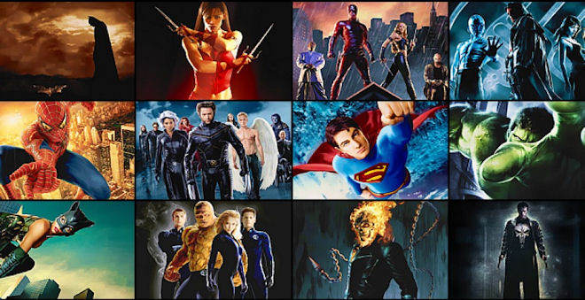 10 x Superhero films you absolutely need to watch