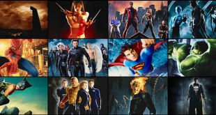 Superhero films