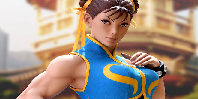 15 x Amazing Street Fighter Statues by Pop Culture Shock Collectibles