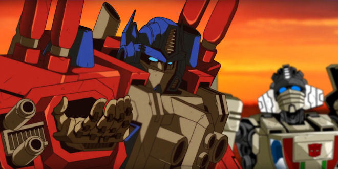 Transformers News New Titans Return Cartoon Show