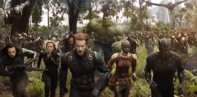 New Avengers Infinity War Trailer #MarvelStudios Official Final Cut