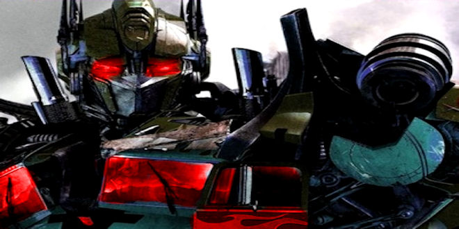 Transformers Masterpiece Optimus Prime vs Nemesis Prime Animation