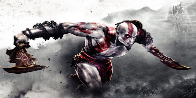 God of War Animated Movie : The Last War HD (Fan Made)