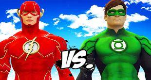 Justice League CGI Animated Movie