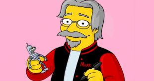 Simpsons Matt Groening