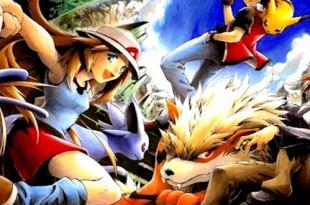 Pokemon Origins Animated Movie
