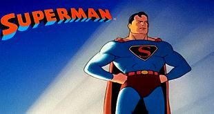 Classic Superman Cartoon