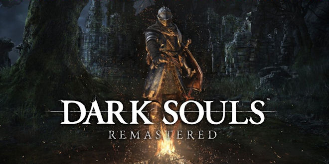 Dark Souls Video Game Remastered Gameplay Trailer - PS4 XBOX ONE PC