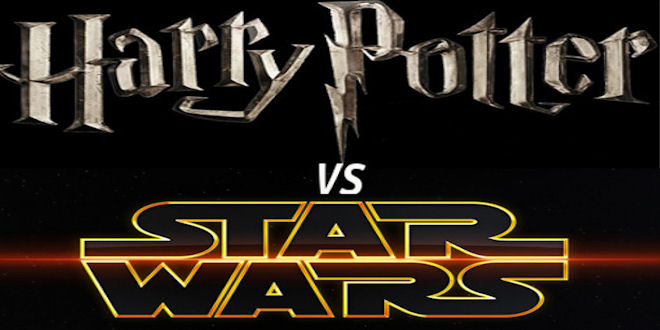 Harry Potter VS Star Wars Duel Short Fan Film
