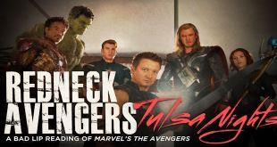 Avengers Bad Lip Reading