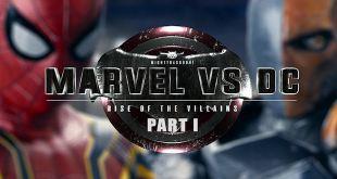Marvel vs DC Animation