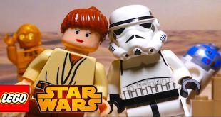Lego Star Wars Animation