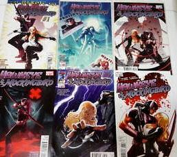 Epic Heroes Marvel Comics