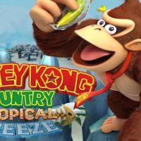 New Nintendo Donkey Kong - Country Tropical Freeze - Video Game Review