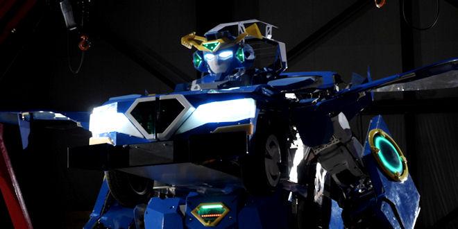 Transformers Car
