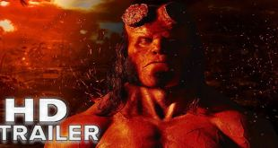 New Hellboy Movie